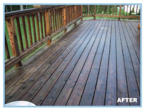 power washing decks in madison